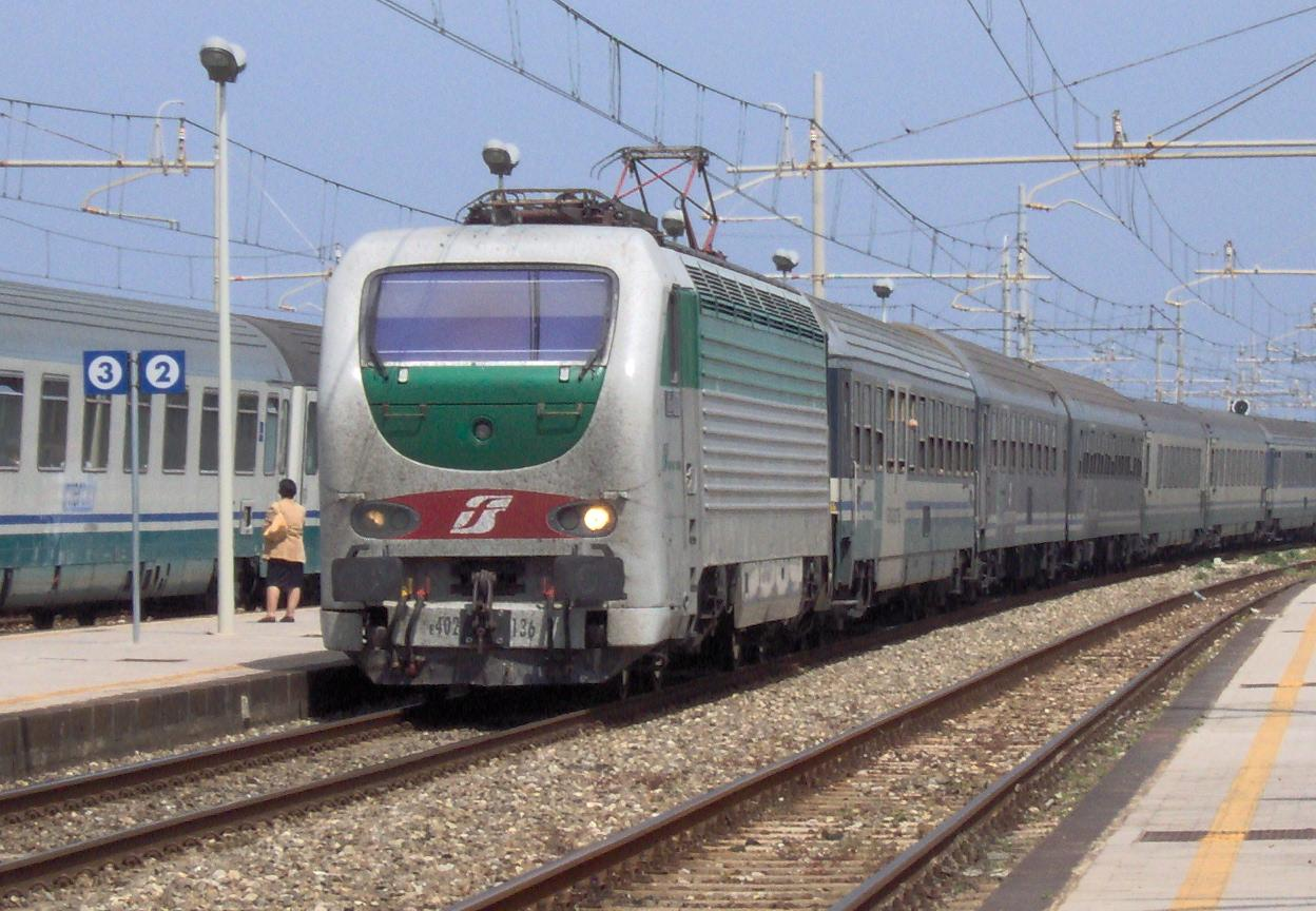 Treni Amantea Villa San Giovanni