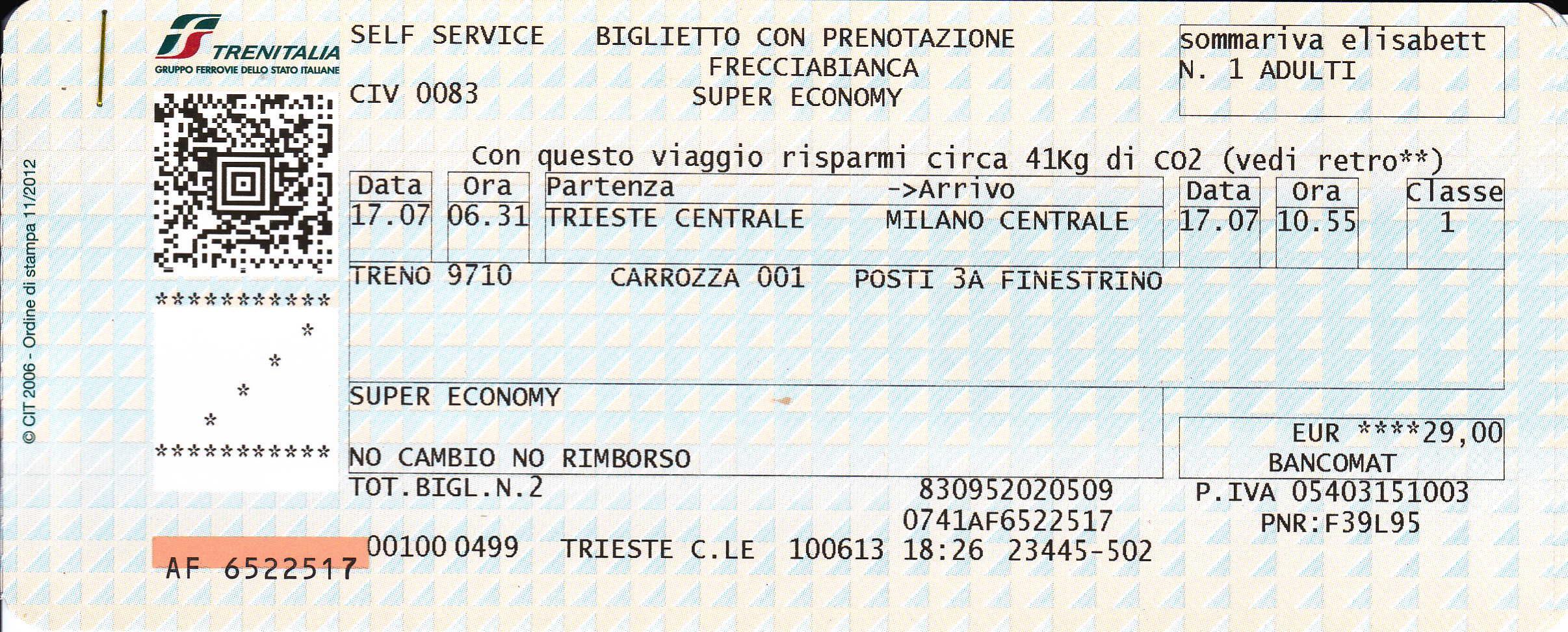 A Stupid Train Boarding Questions Rome Forum Tripadvisor