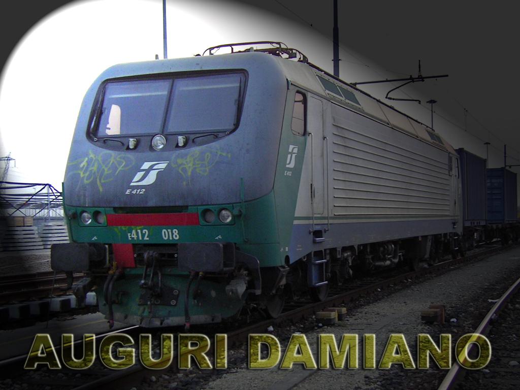 Auguri Damiano Trainsimhobby
