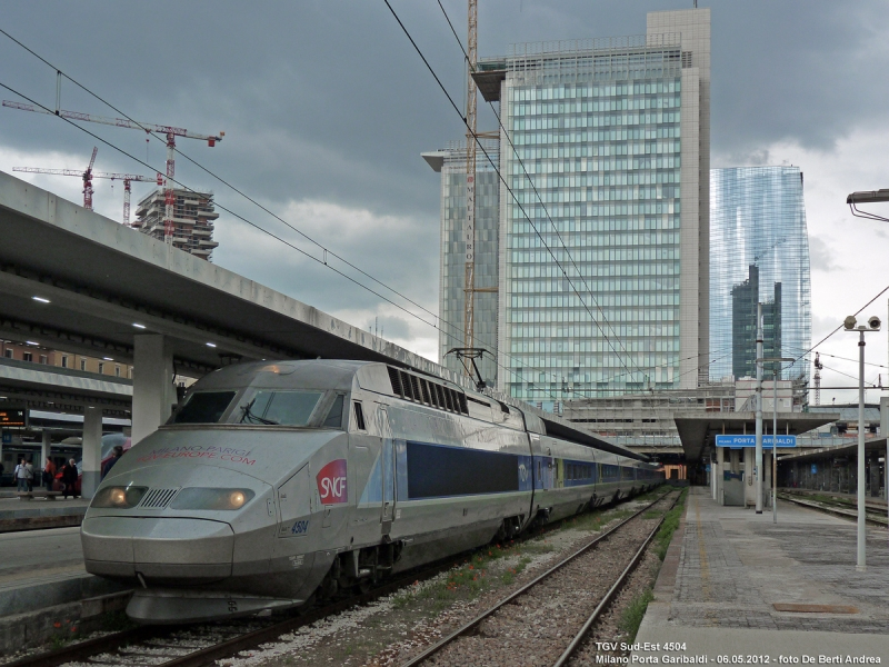 Foto by trea pagina 70 trainsimhobby - Trenord porta garibaldi ...